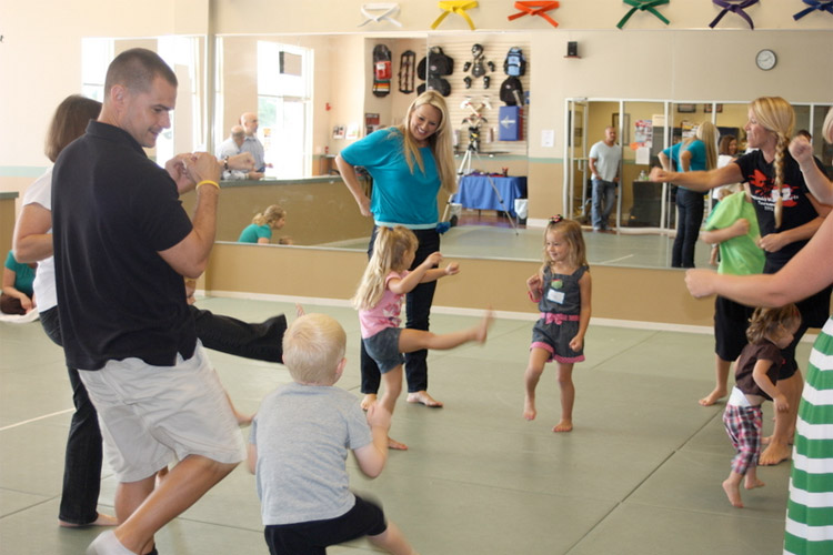 Bateson's Kinder Kicks Jumping Joeys Photo